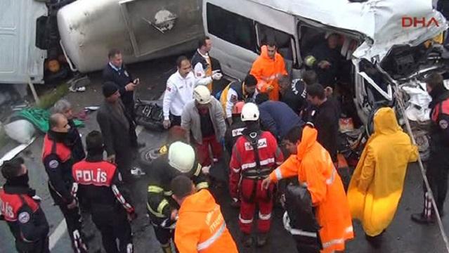 Şanlıurfa'da katliam gibi kaza: 12 ölü