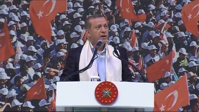 Erdoğan: Ey imamlar, niye kaçıyorsunuz?
