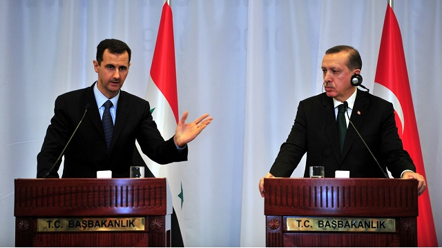 Esad: Erdoğan siyasi bir megaloman