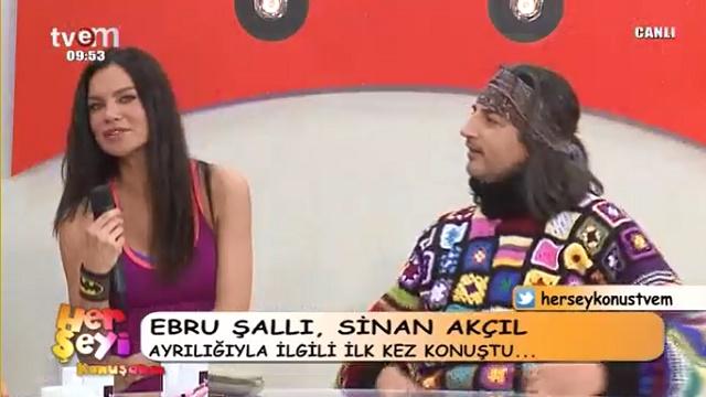 Ebru Şallı: Sinan'la zamana bıraktık...