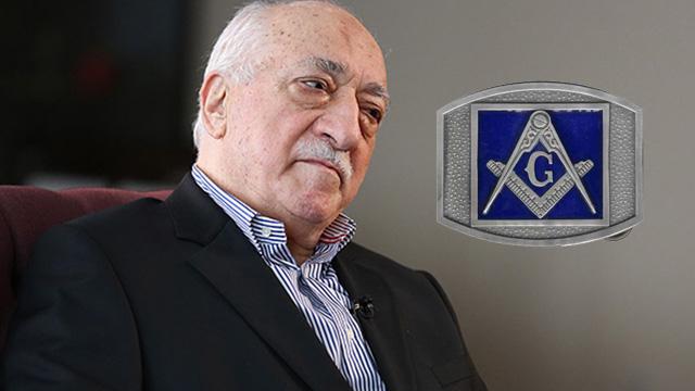 Masonlar: Fethullah Gülen üyemiz değil..