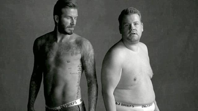 David Beckham'dan olay yaratan video!