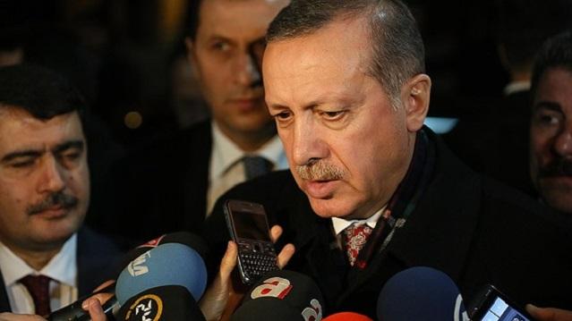 Erdoğan: Avukat cübbesiyle savcıyı rehin aldılar