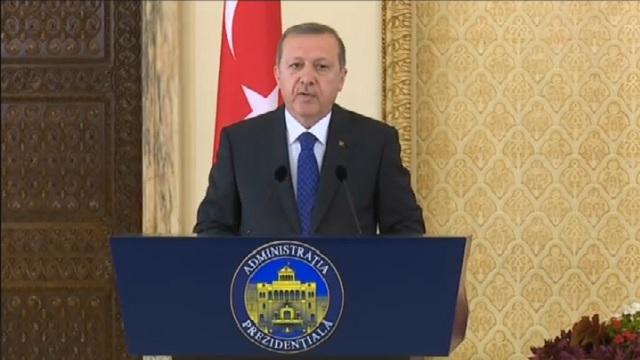 Cumhurbaşkanı Erdoğan konuşuyor.. CANLI