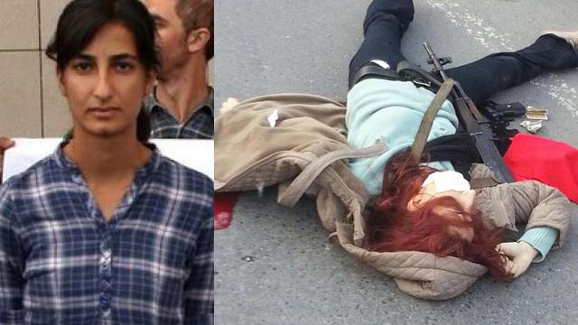 Emniyet'e saldıran terörist Elif Sultan Kalsen mi?