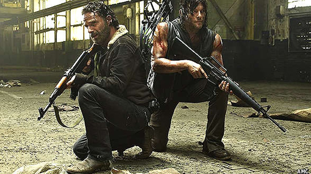 The Walking Dead sezon finalini 16 milyon ABD'li izledi!