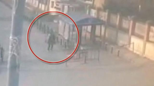 Terörist Elif böyle öldürüldü! Saldırı anı kamerada