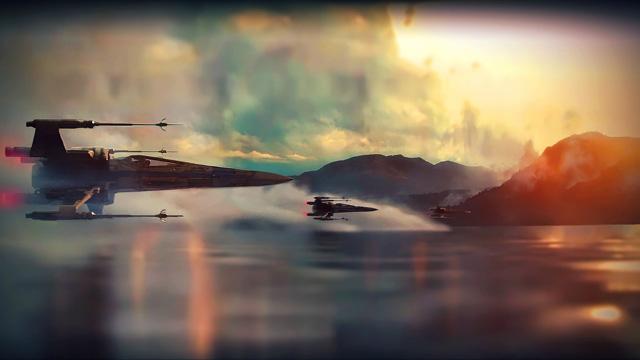 The Force Awakens filminden yeni tanıtım filmi!
