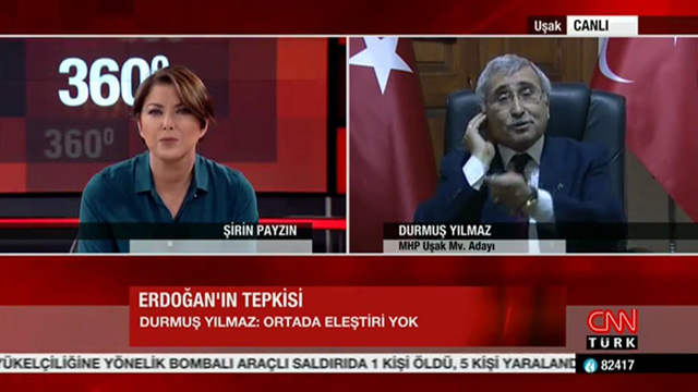 MHP'li adaydan AK Parti koalisyonu iddiası!