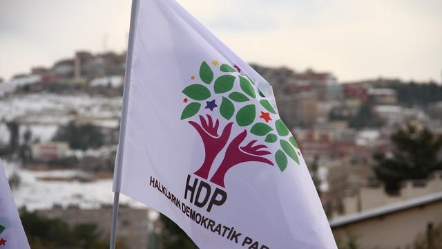 HDP'den silahlı saldırı ile ilgili açıklama