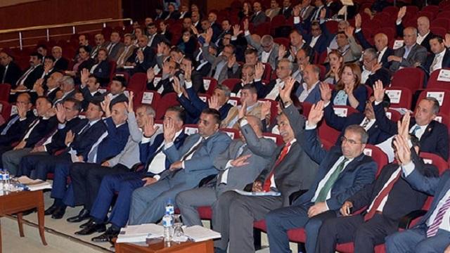 MHP'ye karşı, AK Parti, CHP, HDP, MHP ittifakı!
