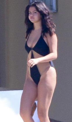 Kiloları Selena'nın umurunda değil!