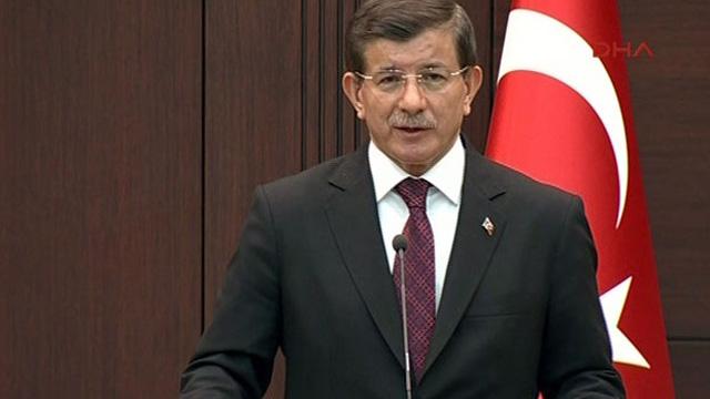Başbakan'dan HDP saldırısına kınama