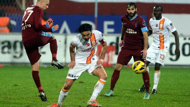 Trabzonspor 1-0 Galatasaray CANLI ANLATIM