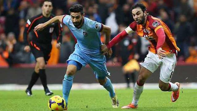 Gergin derbinin kazananı Trabzonspor oldu