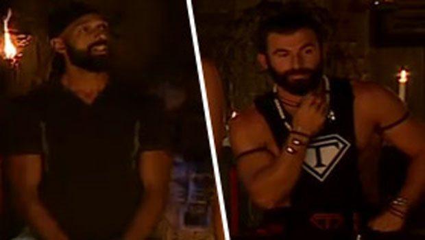Survivor'da Hasan ve Turabi arasında horoz-tavuk kavgası