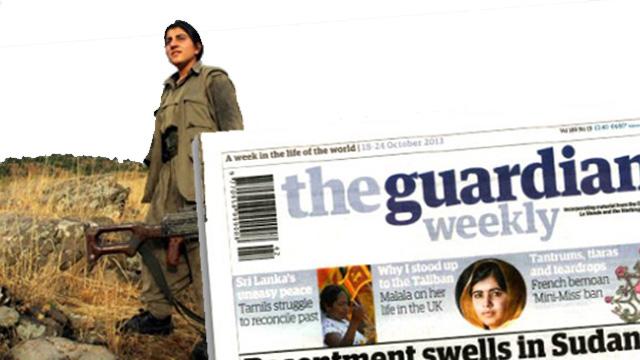 Guardian'dan Bakur sansürü yorumu