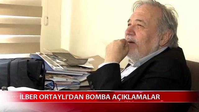 İlber Ortaylı: Sen kim yeni Türkiye kim
