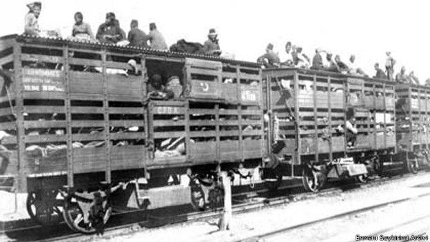 1915'te ne oldu? Ermeni soykırımı mı, tehcir mi?