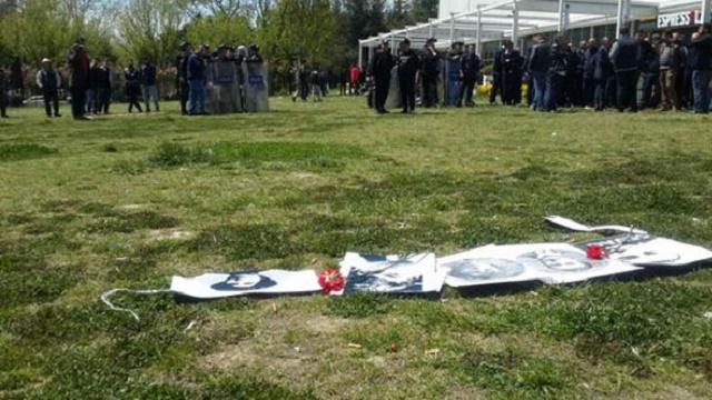 İTÜ'de olaylar çıktı, polis kampüse girdi!