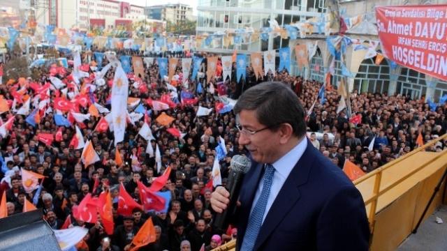 Davutoğlu dört aşamalı kampanya yapacak