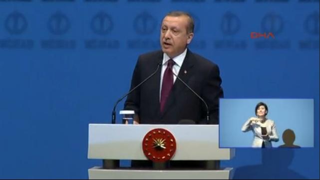 Erdoğan: Oraya 2 başkan gitti bize 20 başkan geldi