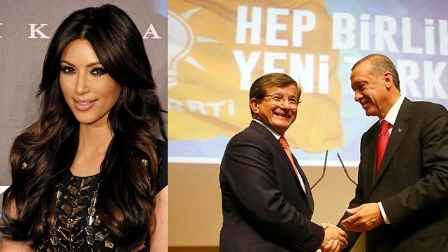 Kim Kardashian'dan Ankara'ya çağrı!