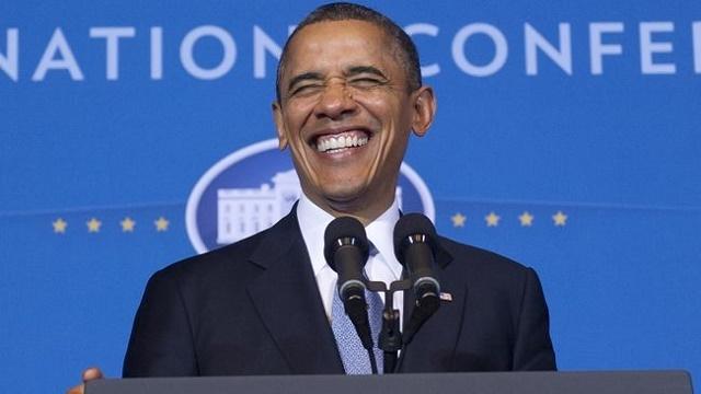 Obama: Beş vakit namaza zamanım yok