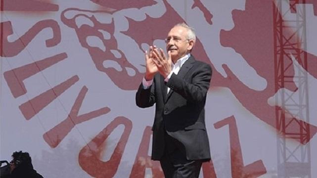 Kılıçdaroğlu: Sen Suriyelilere 5 milyar dolar verirken..