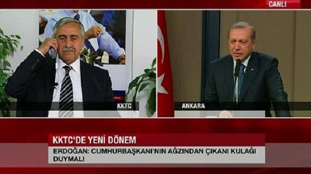 Erdoğan'la bazılarının beklediği gibi gerginlik yaşanmadı