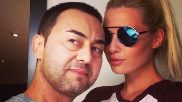 Serdar Ortaç'ın karısı kumar yüzünden kaçacak