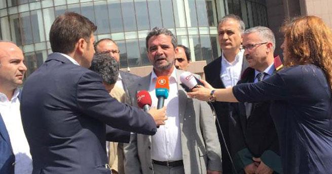 Mümtazer Türköne Erdoğan'a hakaretten yargılanıyor