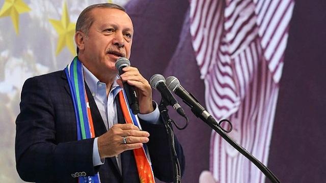 Erdoğan: Millet 7 Haziran'da Kabe'yi gösterecek..