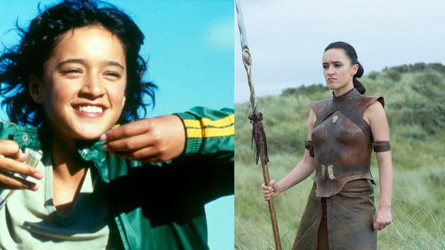 Game of Thrones'un yeni savaşçısı Keisha!