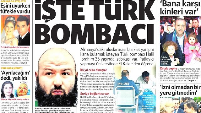 4 Mayıs 2015 gazete manşetleri