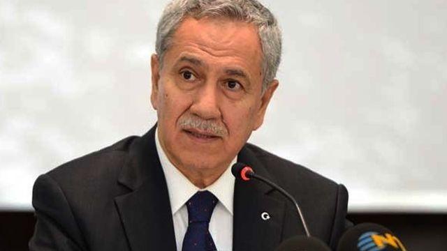 Arınç: AK Parti'nin oy hedefi Yüzde 55