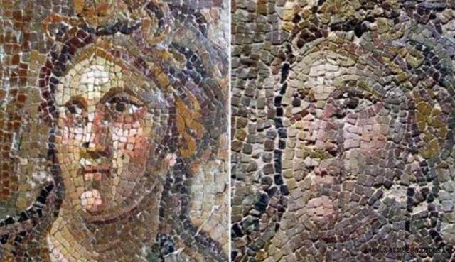 Arkeoloji Müzesi'nde restorasyon skandalı!