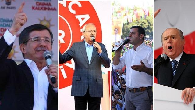 Seçim vaatleri hangi partinin oylarını artırdı?