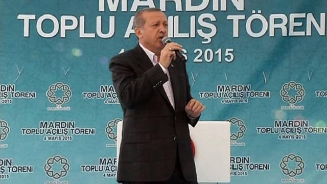 Erdoğan: Bölücü örgüt ve paralel örgüt el ele verdiler