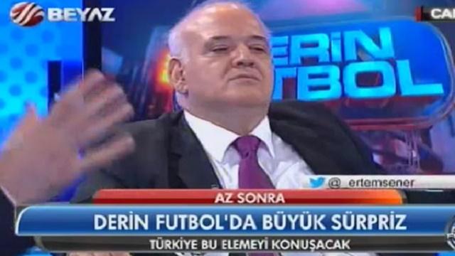 Beyaz Futbol'da Ahmet Çakar elendi!