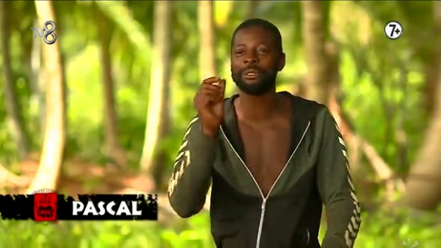 Survivor All Star'da elenen isim Pascal Nouma oldu