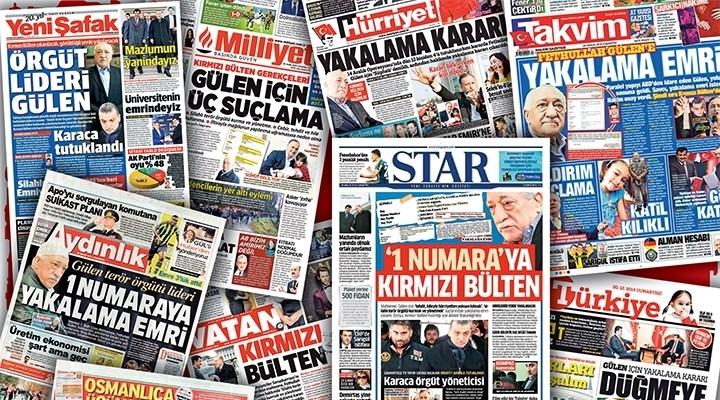 Sabah, Star, Akşam'ın tirajları şişirme mi? Şok iddia!