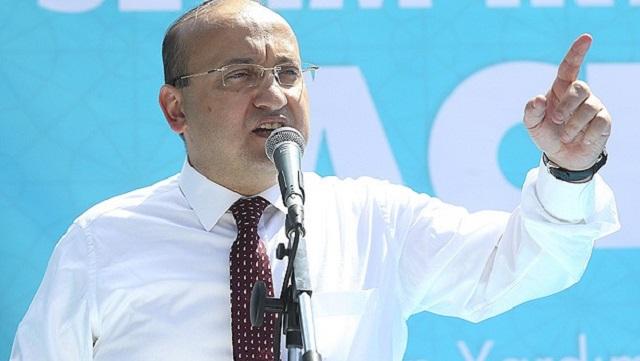 Akdoğan: CHP'nin dev projesi, yüzyılın fiyaskosu