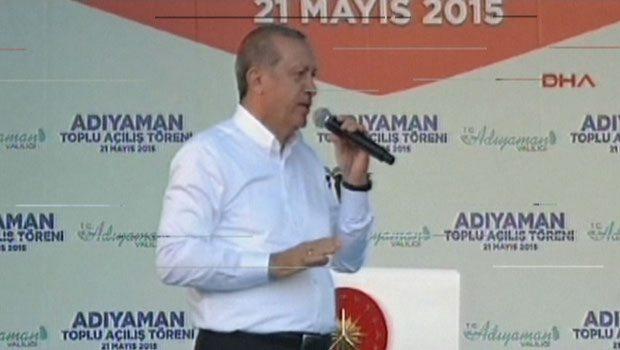 Erdoğan'dan CHP'nin Merkez Türkiye projesine ilk yorum