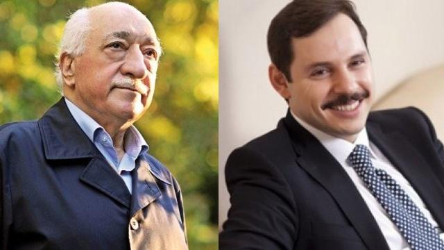 Gülen: Erdoğan'ın damadını odamda misafir ettim