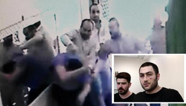 AKP'li vekilin elini sıkmadı, tekme tokat dayak yedi