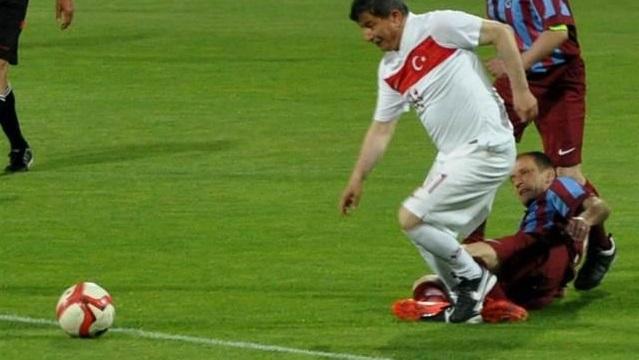 Başbakan'dan Avni Aker'de gol yağmuru