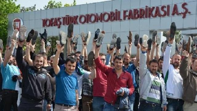 TOFAŞ'ta zafer işçilerin! 25 Mayıs'ta dönüyorlar