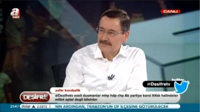 Gökçek: MHP, AK Parti'ye katılmalı