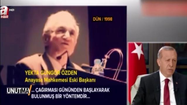 Erdoğan'dan ilginç soru: Bu adam sağ mı?